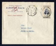 24625) ITALY 3.12.51 Busta Biella - Mosso Santa Maria (BI) - L.20 Righi isolato