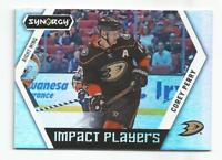 17/18 UD Synergy Corey Perry Impact Players #IP-6 DUCKS