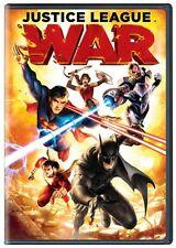Justice League: War (2014, REGION 1 DVD New)