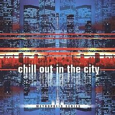 V/A-Chill Out In The City-`Baby Mammoth,Tetris,Jaffa,Org Lounge,Mars Lasa CD NEW