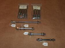 Triumph Pre-Unit STAINLESS Engine Bolt SET 500 650 Swingarm 54-59