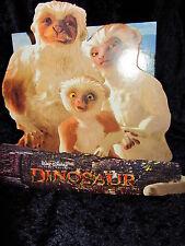 Walt Disney's Dinosaur original mini counter card display # 1