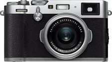 Fujifilm X series X100F 24.3MP Digital Camera - Silver