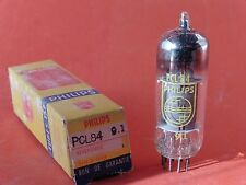1 tube electronique PHILIPS PCL84 /vintage valve tube amplifier/NOS(42)