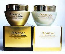 AVON Anew Ultimate Multi-Performance 45+ : Day Cream + Night Cream SET !