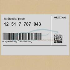 Original BMW 12517787043 - [SONDERPREIS] Adapterleitung Zusatzheizung