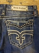 NWOT Ladies Rock Revival Jeans Size 34