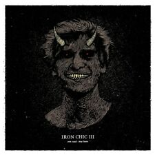 IRON CHIC - III-YOU CAN'T STAY HERE   VINYL LP + MP3 NEW+