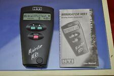 Neutrik Minirator MR1 Audio Tone Generator