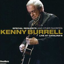 Kenny Burrell - Special Requests [New CD]