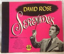 David Rose Serenades 4 Vinyl LP Set