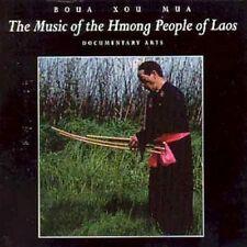 Boua Xou Mua - Music of Hmong People of Lads [New CD]