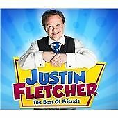 JUSTIN FLETCHER / MR TUMBLE - THE BEST OF FRIENDS CD ALBUM