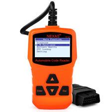 NL100 OBD2 EOBD Fault Code Reader Scanner Automotive Scan Tool Multi-Language