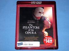 The Phantom of the Opera [HD DVD], New DVD, Murray Melvin, Jennifer Ellison, Vic