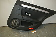 RENAULT LAGUNA MK3 2008 - 2012 DRIVERS SIDE REAR DOOR CARD DYNAMIQUE