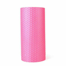 Foam Roller Yoga column Gym Pilates Massage Physio Back Fitness Point-pink