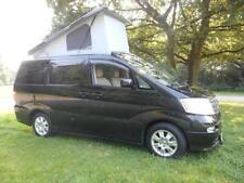 Toyota Automatic Campervans & Motorhomes with 4-Wheel Drive