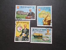 Isle of Man 1975 Commemorative Stamps~Goldie~Fine Used Set~UK Seller