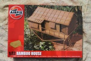 Airfix A06382 1:32nd scale Bamboo House