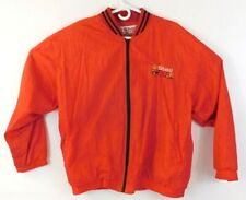 Vintage F1 Formula 1 Shell Racing F1 Red Jacket Size Large