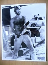 Unsigned Press Photos(8 x 10)- CHUCK NORRIS ~ 3076