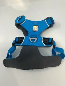 Ruffwear Front Range Dog Harness Size Small Pacific Blue Used