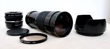 FUJIFILM FUJI FX X-Mount DSLR fit 28mm 200mm 400mm ZOOM lens X-T1 X-E2 X-Pro1