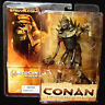 McFarlane Toys Conan Series 2 XALTOTUN Action Figure Set New 2005