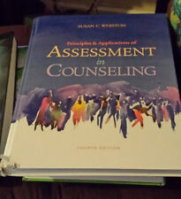 Principles and Applications of Assessment in Counseling, 4th Edition 2013