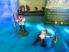 Frontline - FDG.3 - premier empire - grenadier hollandais - 1 blessé - 1 mort.