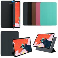 """Magnetic Leather Smart Case Cover Folio For Apple iPad Pro 12.9"""" 11"""" 2018 Tablet"""