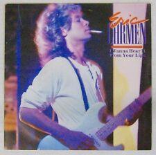 Pochette Tabac 45 tours Eric Carmen 1985