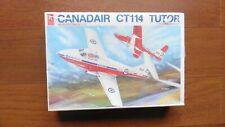 "Very Rare HobbyCraft 1/72 Canadair CT114 Tutor ""CAF/SNOWBIRDS"" Sealed #HC1362"