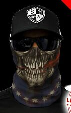 Salt Armour 1776 Face Shield Sun Mask Balaclava Neck Gaiter Bandana SA Company