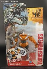 Power Attackers SPINNING MACE GRIMLOCK Transformers Age of Extinction AOE Movie
