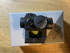 Aimpoint T2 Red Dot Sight Riser Mount Airsoft Black