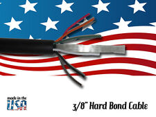 "SECON- Sewer Video Cable 3/8"" Hard Bond"