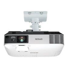 Epson EB-2265U LCD Projector, 5500 ANSI Lumens, USB, VGA, WiFi, Built-in Speaker
