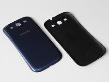 ORIGINALE Samsung Galaxy s3 i9300 i9305 LTE COVER POSTERIORE Copribatteria Cover Posteriore Blu