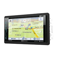 "Soundstream VRN-65HXB DVD/CD Player 6.2"" GPS Navigation Bluetooth SiriusXM Ready"