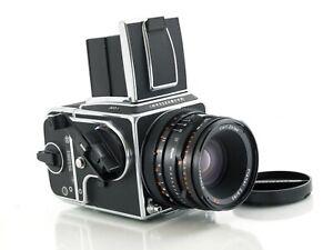 Hasselblad 503 CX 80mm CF A12 magazine Acute Matte screen #2035