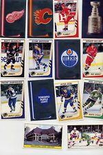 1989-90  PANINI  HOCKEY Stickers