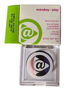 Mary Kay At Play Baked Eye Trio, Purple Eclipse 081940 -0.07oz Smokey Eye