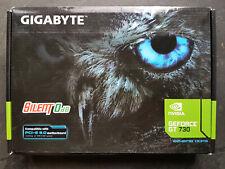 GIGABYTE - GeForce GT 730 2G v3 GDDR3 Silent Orb -Graphics Card