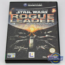 Star Wars Rogue Leader: Rogue Squadron II 2 Nintendo Gamecube Game VGC No Manual