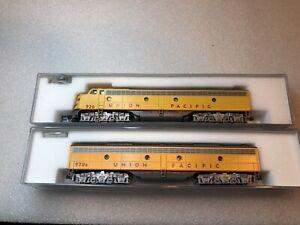 Nscale Kato E819 Union Pacific #926 & 9706