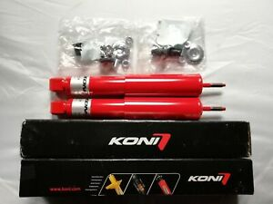 2x Koni 80-1538 Shock Absorber For Dodge Charger Challenger Plymouth barracuda