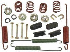 For 1981-1990 Ford Escort Drum Brake Hardware Kit Rear 97333SC 1982 1983 1984