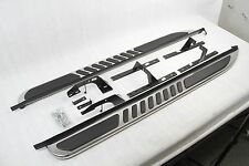 Stainless steel For CADILLAC SRX 2010 2011-2016 running board side step nerf bar
